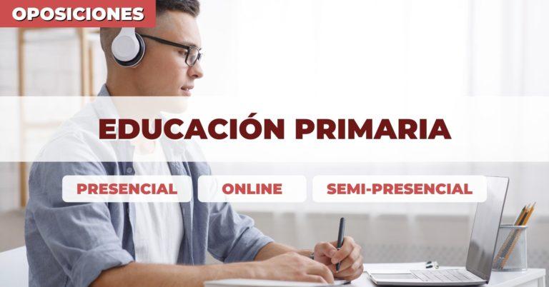 Oposiciones de Educación Primaria